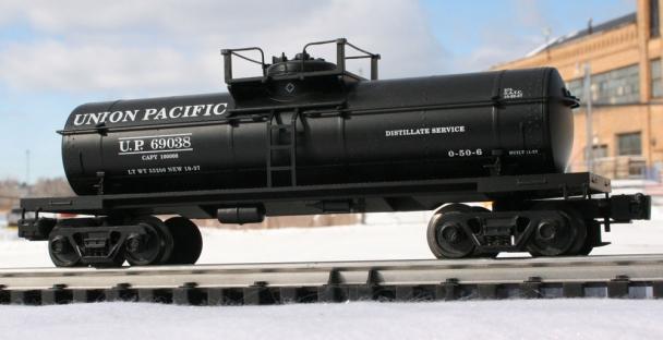 Industrial Rail Tank Cars