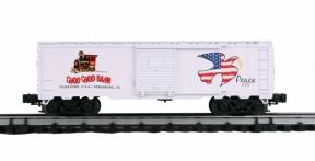 Industrial Rail Car #2003