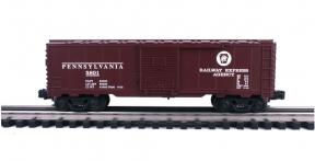 Industrial Rail  Pennsylvania Boxcar #5801