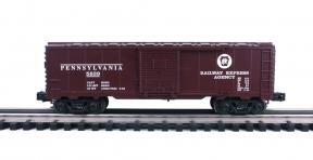 Industrial Rail  Pennsylvania Boxcar #5839