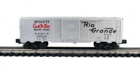 Industrial Rail Car #61019