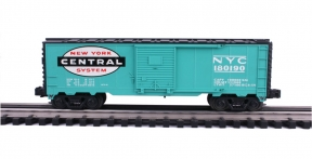 Industrial Rail  New York Central Boxcar #180190