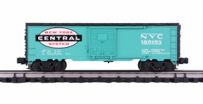 Industrial Rail  New York Central Boxcar #180195