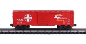 Industrial Rail  Santa Fe Boxcar #17907