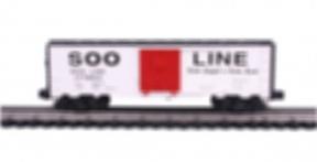 Industrial Rail Car #177858
