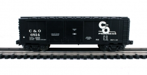 Industrial Rail Car #6814