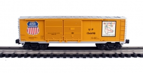 Industrial Rail  Union Pacific Double Door Boxcar #134698