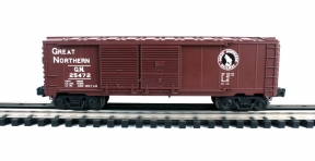 Industrial Rail  Great Northern Railway Double Door Boxcar #25472