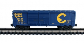 Industrial Rail Car #5624