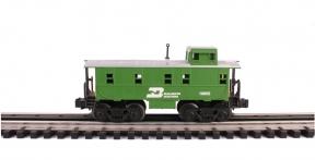 Industrial Rail Car #10855