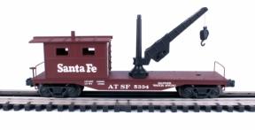 Industrial Rail Car #5334