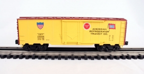 Industrial Rail  American Refrigerator Transit Co. Reefer Car #29030