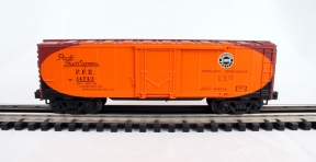 Industrial Rail Car #14743