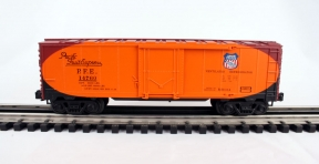 Industrial Rail Car #14760