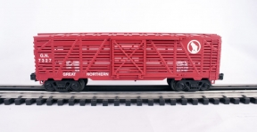 Industrial Rail Car #7327