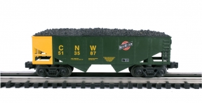 Industrial Rail  Chicago & North Western Hopper #513587