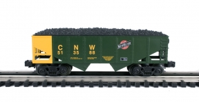Industrial Rail  Chicago & North Western Hopper #513588