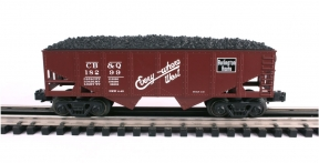 Industrial Rail Car #18299