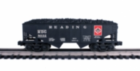 Industrial Rail  Reading Hopper #8042