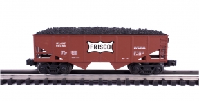 Industrial Rail  Frisco Hopper #90380