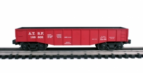 Industrial Rail Car #166605