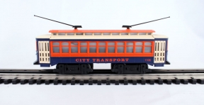 Industrial Rail Car #1106