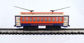 Industrial Rail Car #1106