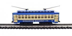 Industrial Rail Car #403