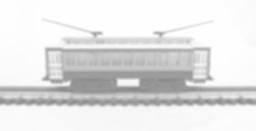 Industrial Rail Car #1108